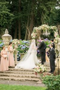 Thornewood Castle Wedding Jessica and Slava | Photo by Stephanie Cristalli