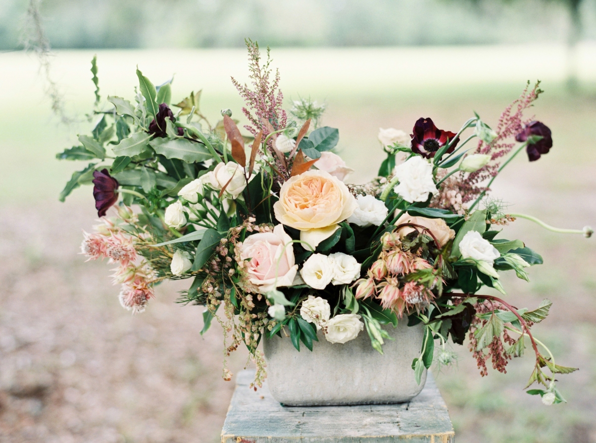 Wedding flowers by Perfectly Posh Events, Seattle and destination wedding planner