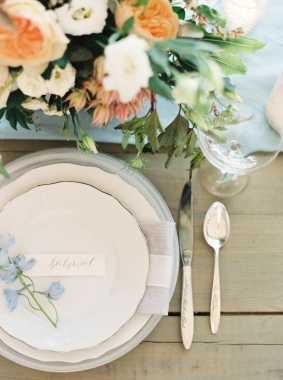 Design by Perfectly Posh Events | Photo by Sawyer Baird