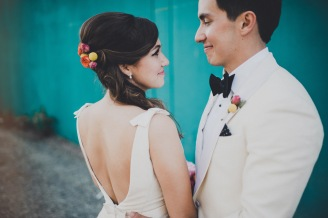 Mid-Century Modern Wedding Design | Wedding Planning + Design by Perfectly Posh Events, Seattle Wedding Planner | Carina Skrobecki Photography