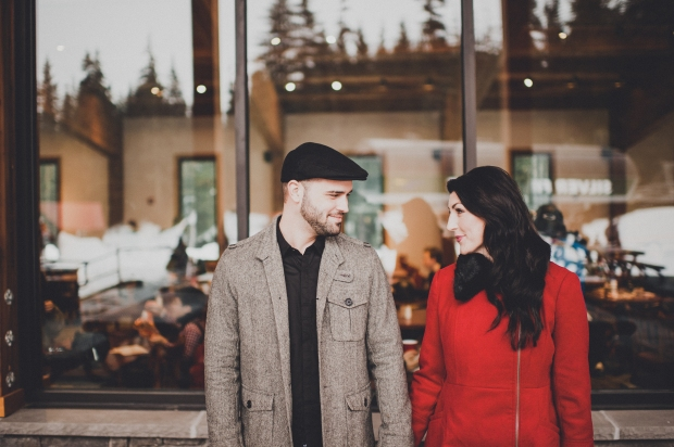 Pacific Northwest Engagement Shoot   PNW winter mountain engagement shoot   Seattle Wedding Planner, Perfectly Posh Events   Carina Skrobecki Photography