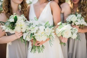 Fremont Foundry urban chic Seattle wedding featured on Style Me Pretty | Alexandra Grace Photography | Perfectly Posh Events, Seattle Wedding Planner | Studio 3 Floral