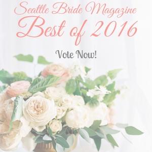 Best of Seattle Bride Magazine