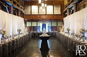 Winter Wedding at Sodo Park | Photos by The Popes