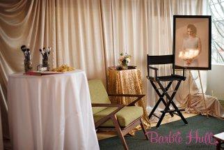 Seattle Wedding Show, I Do Sodo | Ambra Emerald Eyes makeup artist at I Do Sodo | Perfectly Posh Events | Barbie Hull Photography | Ambra Emerald Eyes
