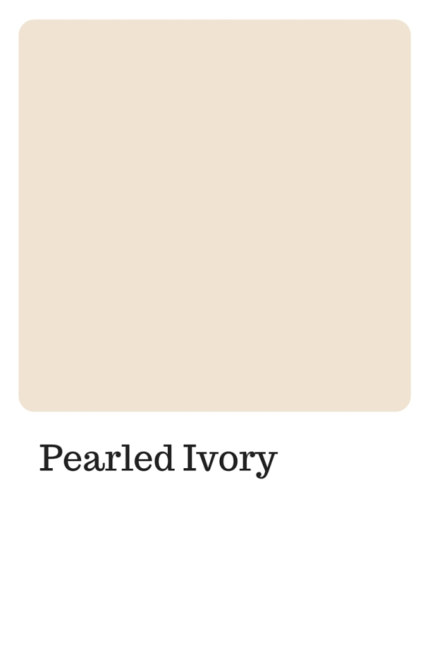 Shades of White to use in your wedding   Pantone Color, Pearled Ivory   Perfectly Posh Events