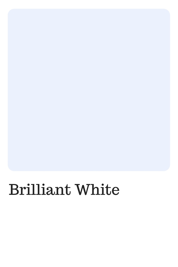 Shades of White to use in your wedding   Pantone Color, Brilliant White   Perfectly Posh Events