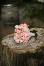 DeLille Cellars Wedding Jessica and Mike, Pink bridal bouquet by Flora Nova Design, Woodinville Wedding Planner Huoy with Perfectly Posh Events