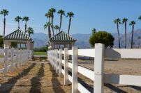 Merv Griffin Estate, Palm Springs wedding venue   equestrian area   Perfectly Posh Events, Seattle and Portland Wedding Planner