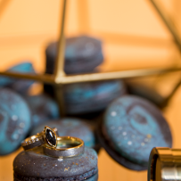 Get Hitched, Give Hope 2017   Galaxy macarons   The Four Seasons Seattle   Perfectly Posh Events, Seattle and Portland Wedding Planner